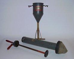 Louise Keystone Vacuum